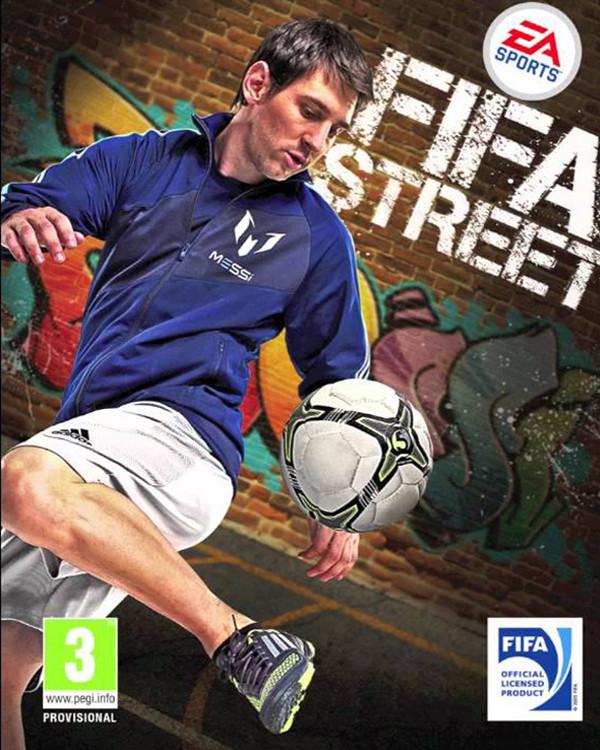 """EA Sports – """"FIFA STREET"""""""