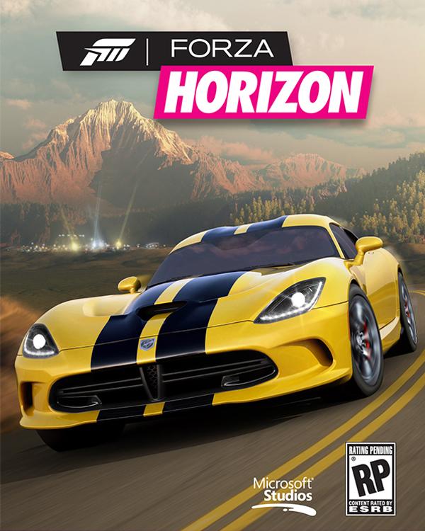 "Xbox 360 | Microsoft Studios – ""FORZA HORIZON"""